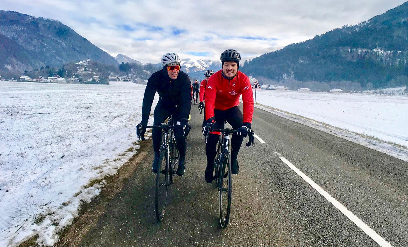 Comment s'habiller l'hiver en vélo ?